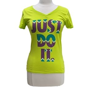 Nike Tee - Just Do It graphic